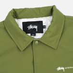 Мужская куртка Stussy International Coach Olive фото- 2