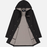 Мужская куртка Stussy Long Hooded Coach Black фото- 1