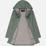 Мужская куртка Stussy Long Hooded Coach Olive фото- 1