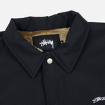 Мужская куртка Stussy Smooth Stock Coach Black фото- 1