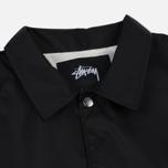 Мужская куртка Stussy Spring Coach Black фото- 1