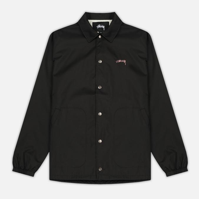 Мужская куртка Stussy Summer Coach Black
