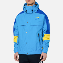 Мужская куртка The North Face 92 Extreme Rain Meridian Blue Combo фото- 3