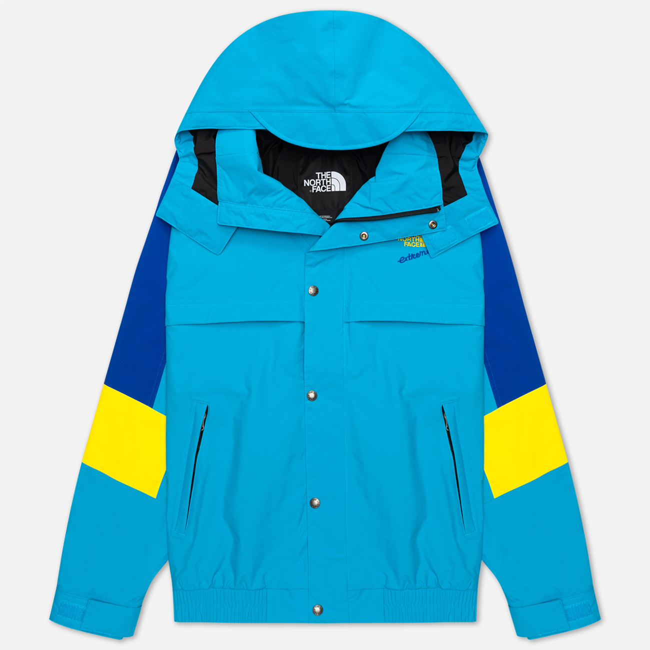 Мужская куртка The North Face 92 Extreme Rain Meridian Blue Combo