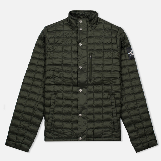 The North Face Den Thermoball Men's Jacket Rosin Green