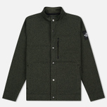 Мужская куртка The North Face Denali Cardigan Rosin Green Dark Heather фото- 0