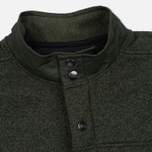 Мужская куртка The North Face Denali Cardigan Rosin Green Dark Heather фото- 2