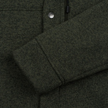 Мужская куртка The North Face Denali Cardigan Rosin Green Dark Heather фото- 3