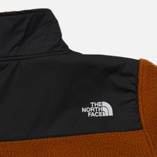 Мужская куртка The North Face Denali Fleece Caramel Cafe/TNF Black фото- 6