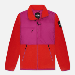 Мужская куртка The North Face Denali Fleece Fiery Red/Wild Aster Purple