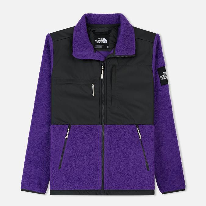 Мужская куртка The North Face Denali Fleece Tillandsia Purple/Asphalt Grey