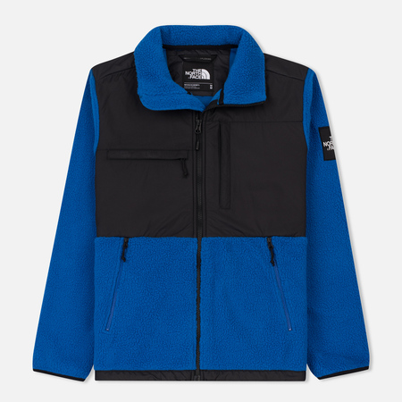 Мужская куртка The North Face Denali Fleece TNF Black/Bright Cobalt Blue