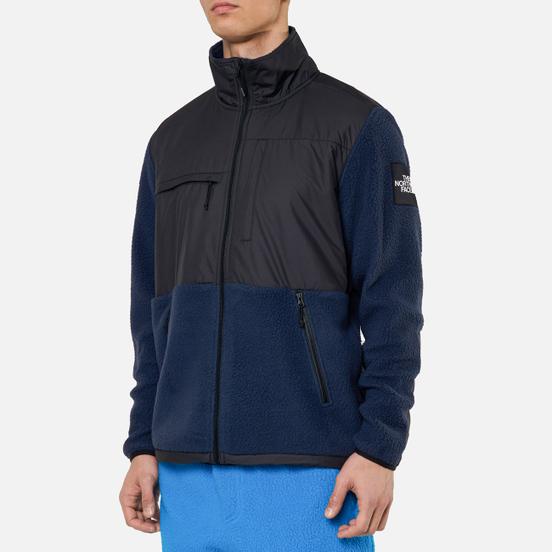 Мужская куртка The North Face Denali Fleece Urban Navy/TNF Black