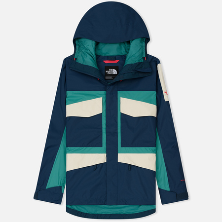 Мужская куртка The North Face Fantasy Ridge Blue Wing Teal/Porcelain Green