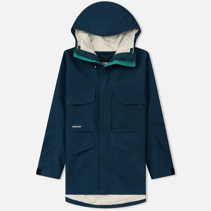 ea5019448322 Мужская куртка The North Face Fantasy Ridge Gore-Tex Blue Wing Teal ...