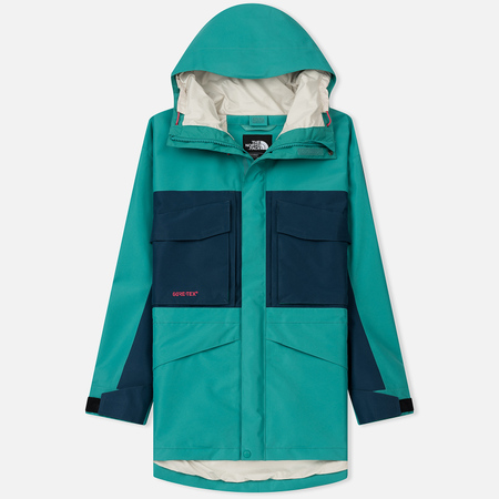 Мужская куртка The North Face Fantasy Ridge Gore-Tex Porcelain Green/Blue Wing Teal