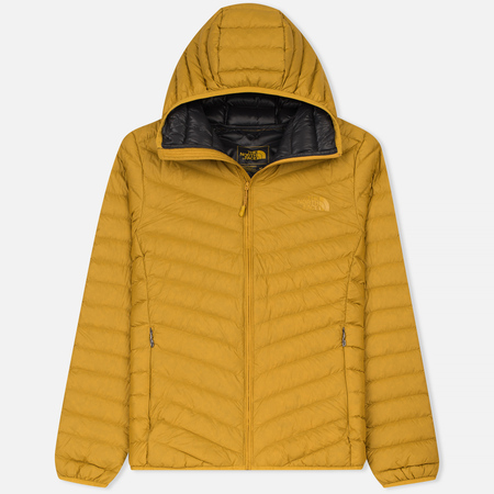 Мужская куртка The North Face Jiyu Full Zip Hooded Arrowwood Yellow