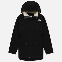 Мужская куртка The North Face Katavi Trench TNF Black