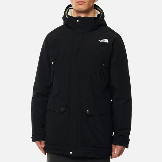 Мужская куртка The North Face Katavi Trench TNF Black