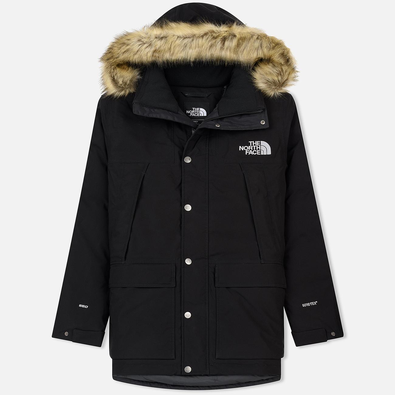 Мужская куртка The North Face Mountain Murdo Gore-Tex TNF Black