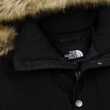 Мужская куртка The North Face Mountain Murdo Gore-Tex TNF Black фото- 1