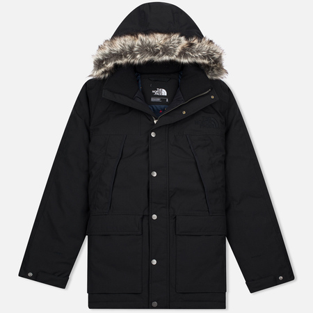 Мужская куртка The North Face Mountain Murdo TNF Black