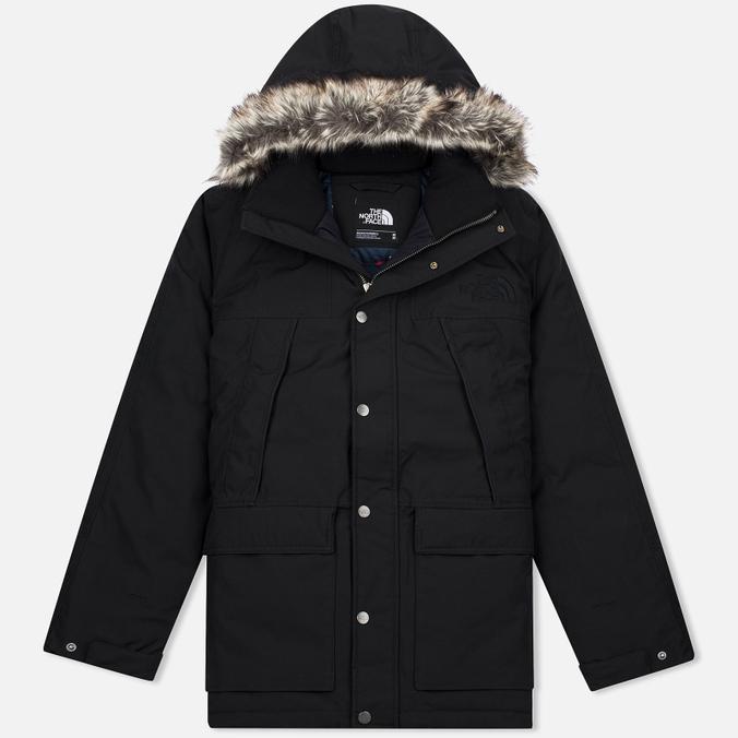 Мужская куртка The North Face Mountain Murdo TNF Black