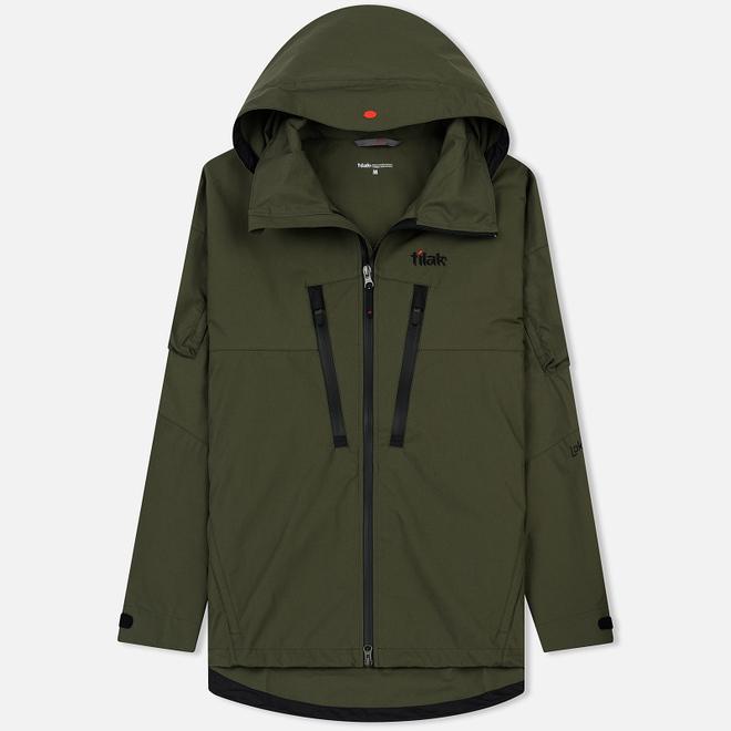 Мужская куртка Tilak Loke Olive Green