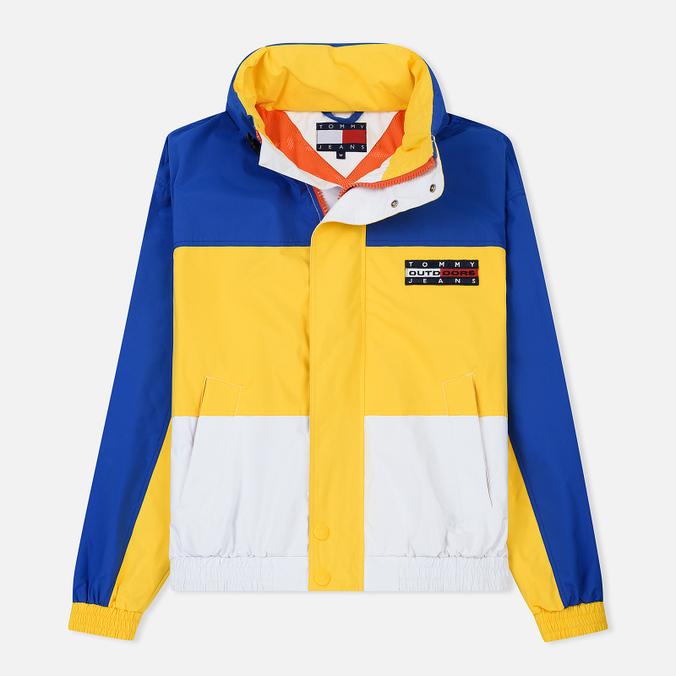 Мужская куртка Tommy Jeans Colorblock Expedition 6.0 Lemon Chrome/Multi