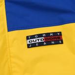 Мужская куртка Tommy Jeans Colorblock Expedition 6.0 Lemon Chrome/Multi фото- 4