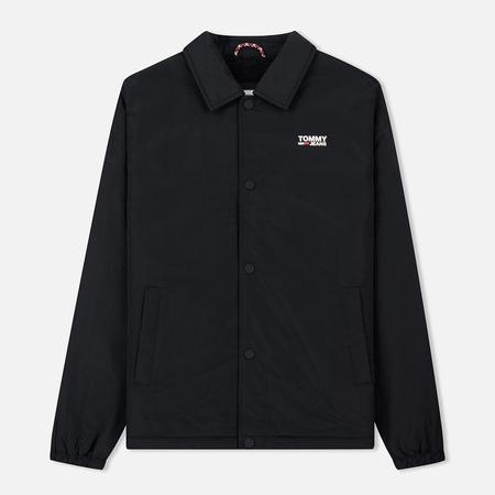 Мужская куртка Tommy Jeans Essential Coach Black