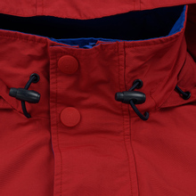 Мужская куртка Tommy Jeans Flag Reverse Jester Red/Multi фото- 4