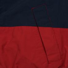 Мужская куртка Tommy Jeans Flag Reverse Jester Red/Multi фото- 5
