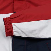 Мужская куртка Tommy Jeans Flag Reverse Jester Red/Multi фото- 6
