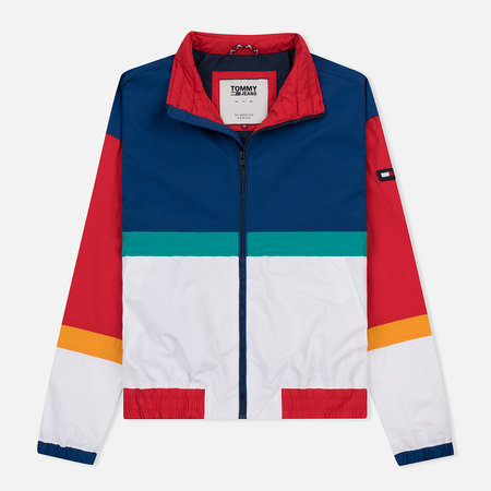 Мужская куртка Tommy Jeans Pieced Limoges/Multicolor