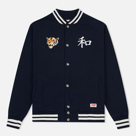 Мужская куртка TSPTR Suka Snoopy Japan Varsity Warm Up Indigo