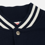 Мужская куртка TSPTR Suka Snoopy Japan Varsity Warm Up Indigo фото- 2