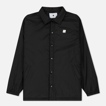 Мужская куртка Undefeated 5 Strike Coach Black