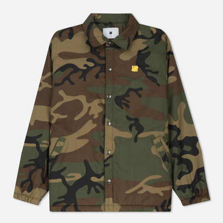 Мужская куртка Undefeated 5 Strike Coach Camo