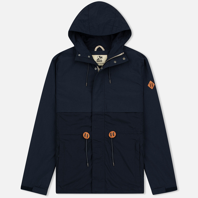 Мужская куртка Uniformes Generale Bueller Shell Indigo