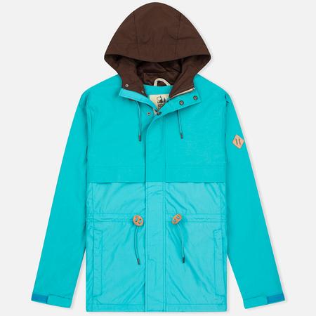 Uniformes Generale Bueller Shell Men`s Jacket Mint/Brown