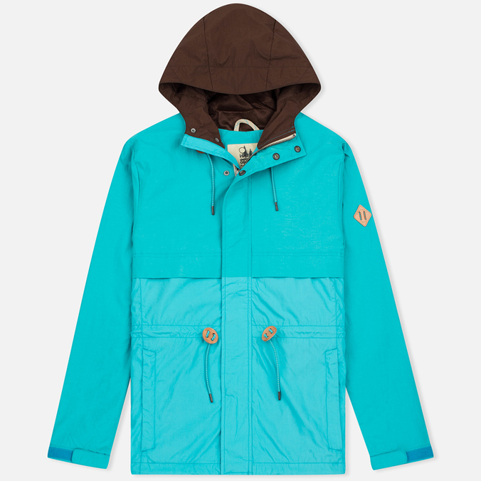 Мужская куртка Uniformes Generale Bueller Shell Mint/Brown