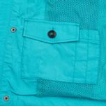 Мужская куртка Uniformes Generale Bueller Shell Mint/Brown фото- 8