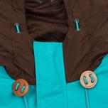 Мужская куртка Uniformes Generale Bueller Shell Mint/Brown фото- 9
