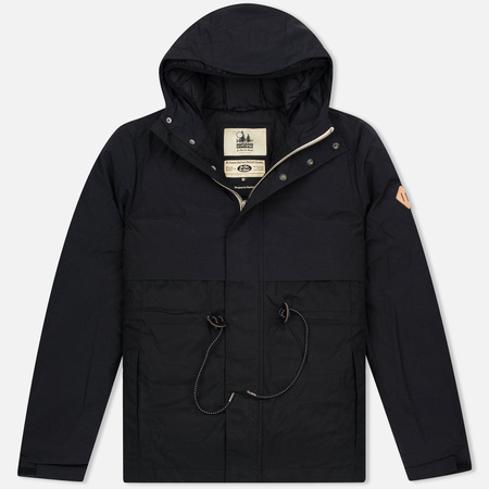 Uniformes Generale Hikerdelic Real Down Lined Shell Men`s Jacket Black