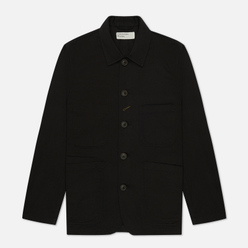 Мужская куртка Universal Works Bakers Twill Black