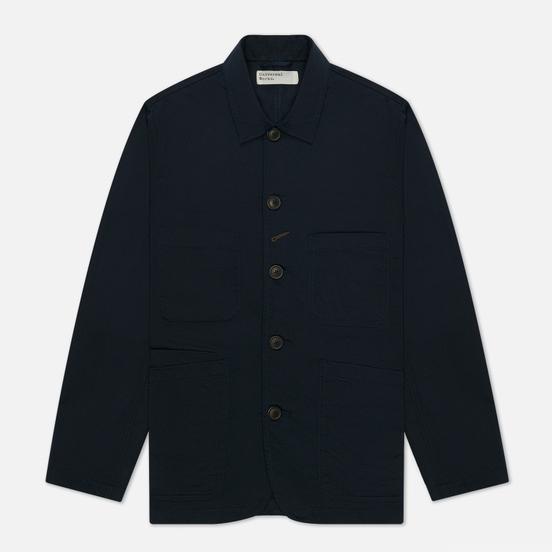 Мужская куртка Universal Works Bakers Twill Navy