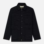 Мужская куртка Universal Works Chore Wool/Nylon Navy/Olive фото- 0