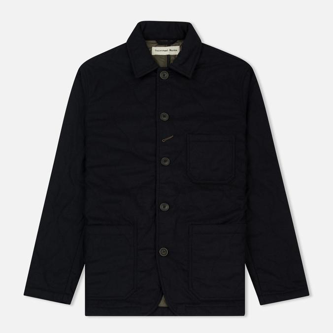 Мужская куртка Universal Works Chore Wool/Nylon Navy/Olive