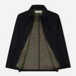 Мужская куртка Universal Works Chore Wool/Nylon Navy/Olive фото- 2